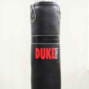 Duke Fitness nyrkkeilysäkki aitoa nahkaa!