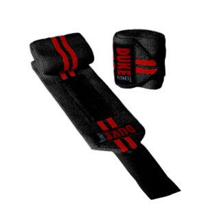 DUKE Fitness ranneside Super Heavy 45cm on tuhti tuki ranteille kovaankin harjoitteluun ja tukitarpeeseen.