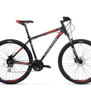 """Kross Hexagon 6.0 maastopyörä 29"""" on oiva valinta harrastajalle, joka etsii hyvää hinta/laatusuhdetta."""
