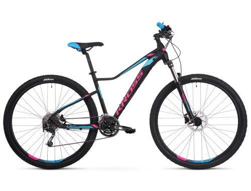 Naisille kehitetty, paremmin istuva runkomalli ja laadukkaat komponentit tekevät Kross Lea maastopyöristä mahtavan pyörän sporttisille harrastajille!
