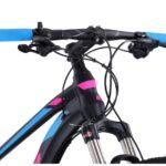 Kross Lea 8.0 naisten maastopyörässä on naisille suunnitelut geometria.