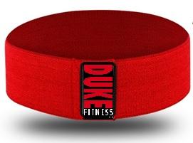 DUKE Fitness miniloop hip circle, elastinen tekstiili