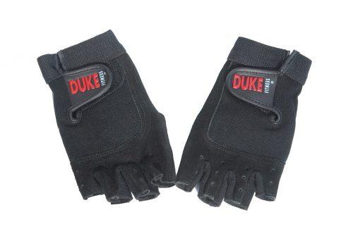 DUKE Fitness nostohanska all leather XL