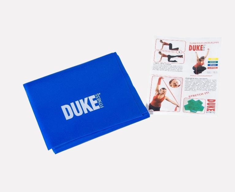 DUKE Fitness Jumppanauha
