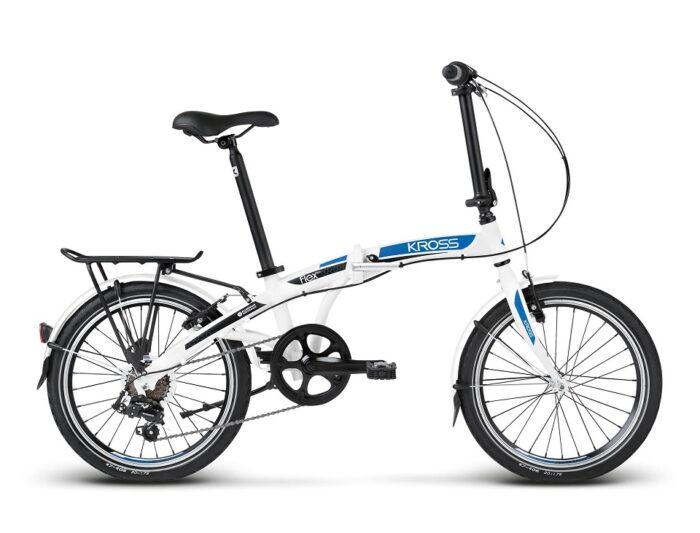 Kross FLEX 2.0 taittopyörä