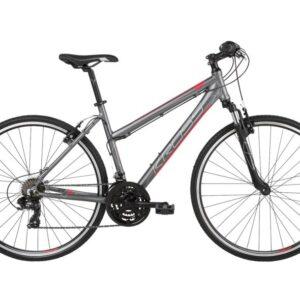 Kross Evado 1.0 naisten on sporttinen hybridi polkupyörä