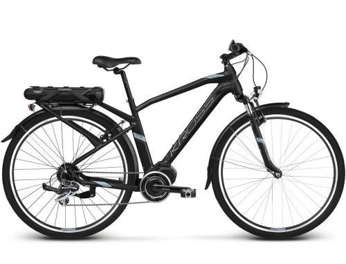 Kross Trekking sähköpyörä Trans Hybrid 2.0