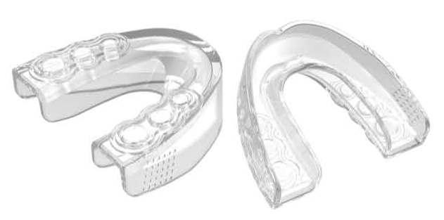 DUKE Fitness G2.1 geelihammassuoja suojaa hyvin hampaitasi