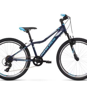 Kross Hexagon JR 1.0 junior maastopyörä on vankka maastohenkinen polkupyörä perheen nuorille ajajille!